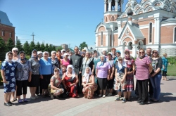 Паломничество к святому источнику