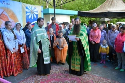 Духовно-просветительский народный праздник «Петр и Феврония − покровители семьи»