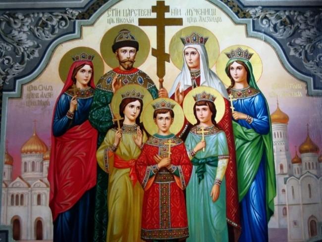 17 июля - Молебен святым Царственным Страстотерпцам на Святом Источнике микрорайона «Ложок»