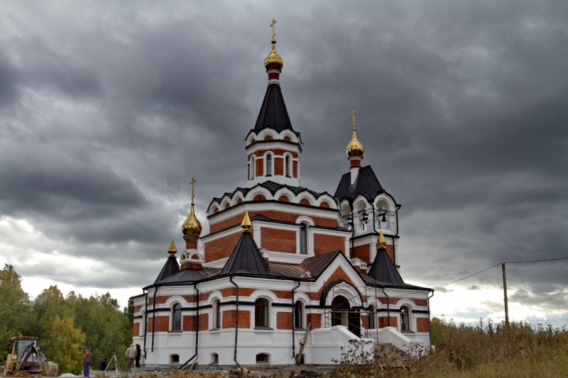 5 февраля в храме на Святом источнике состоится праздничная Божественная литургия