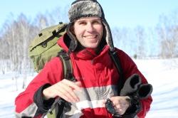 Состоялся лыжный поход к Святому источнику в Ложке