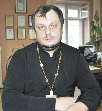 Поздравляем иерея Сергия Гащенко с юбилеем!