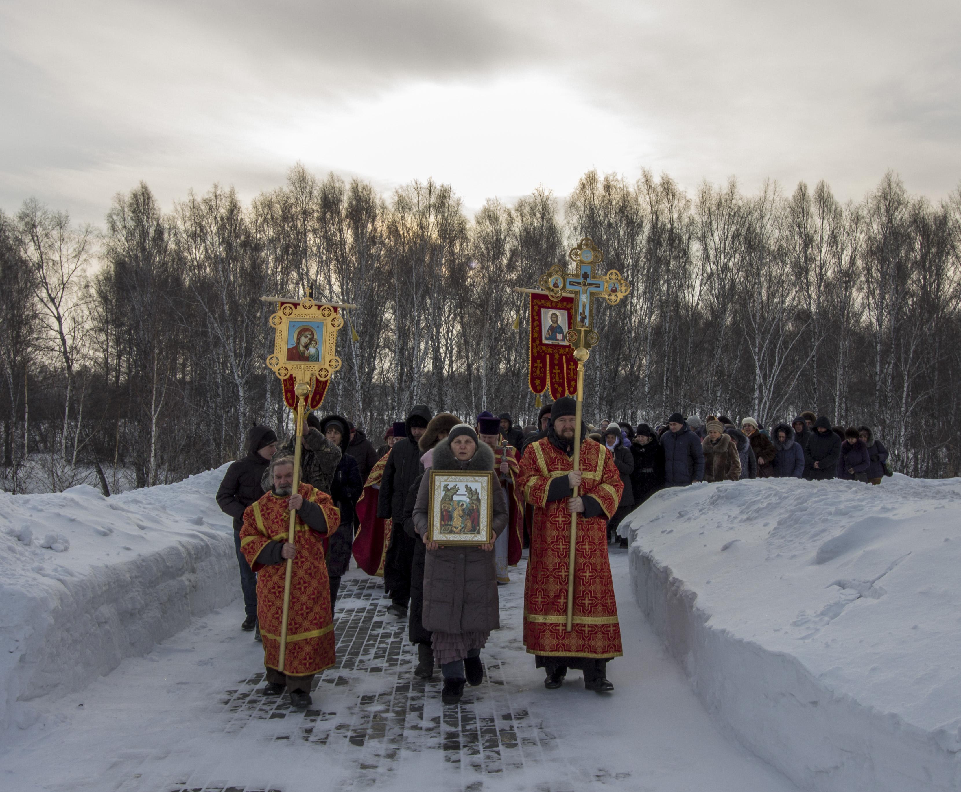 Престольный праздник храма в честь Новомучеников и Исповедников Церкви Русской