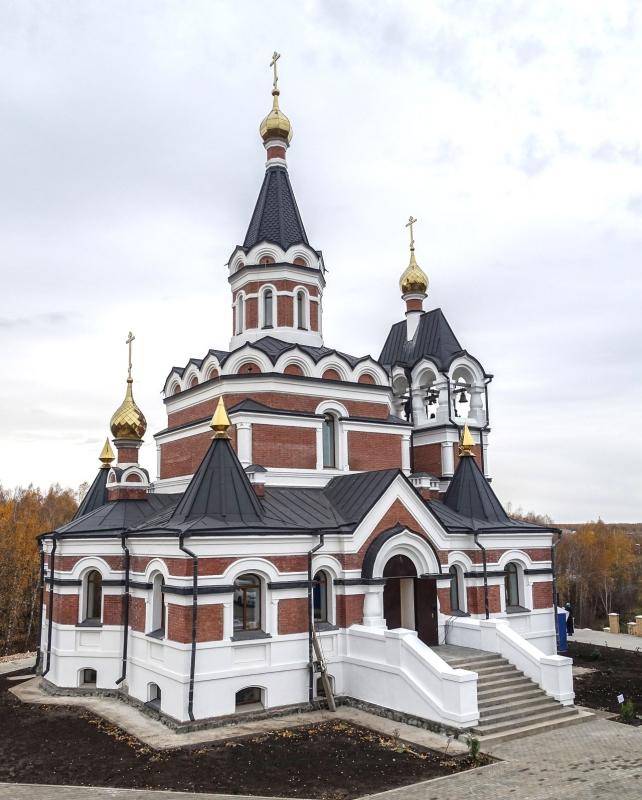 На празднование иконе Божией Матери «Живоносный Источник» состоится визит Митрополита Новосибирского и Бердского Тихона