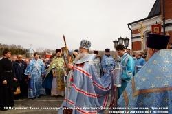 На Святом ключе микрорайона Ложок города Искитима почтили память иконы Пресвятой Богородицы «Живоносный источник»