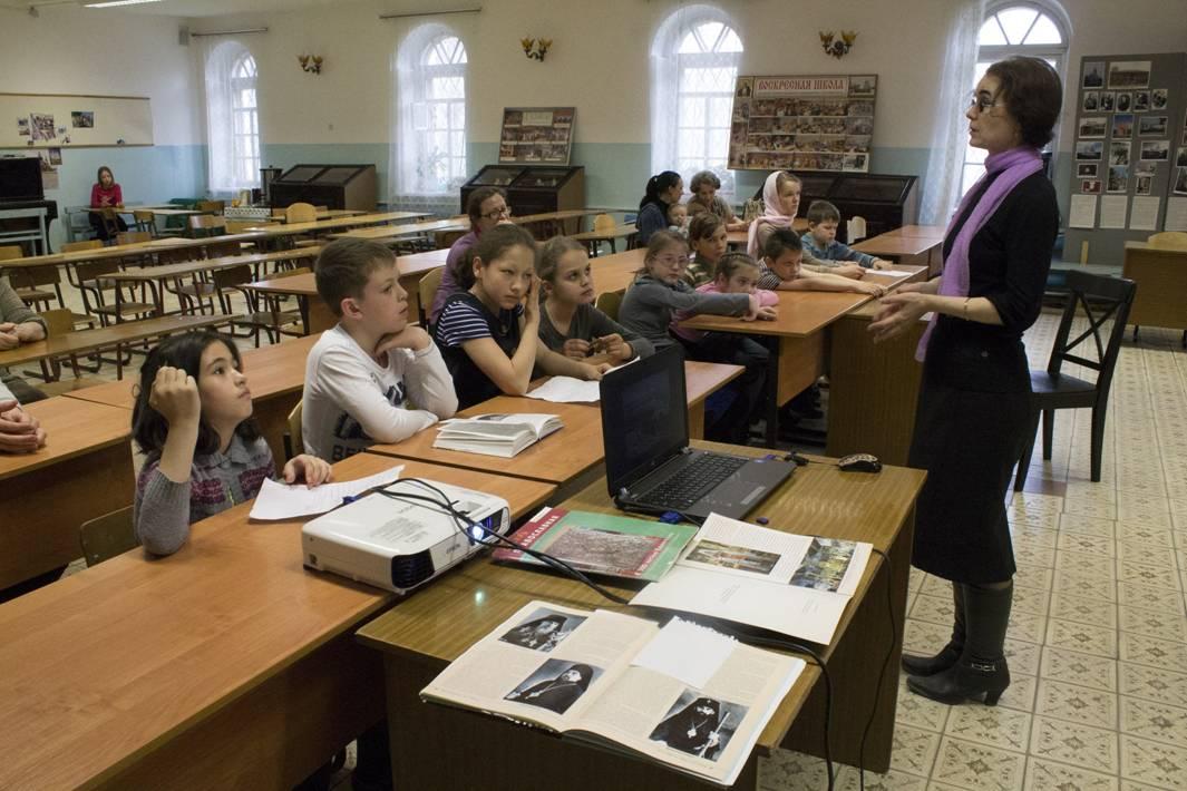 В Новосибирске издан новый учебник для православных гимназий и воскресных школ