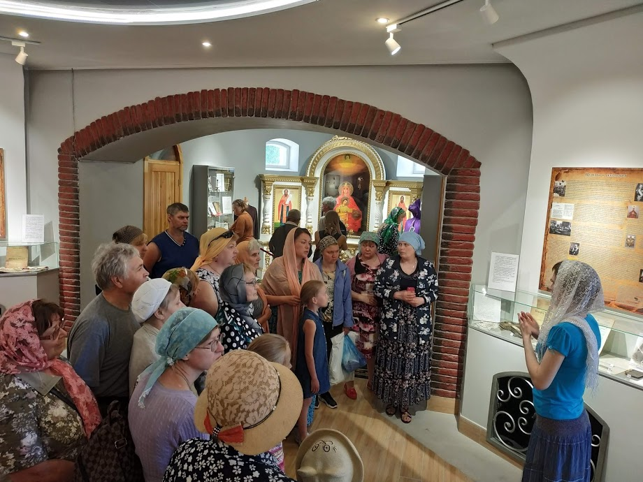 Православный центр глухих совершил поездку на Святой источник